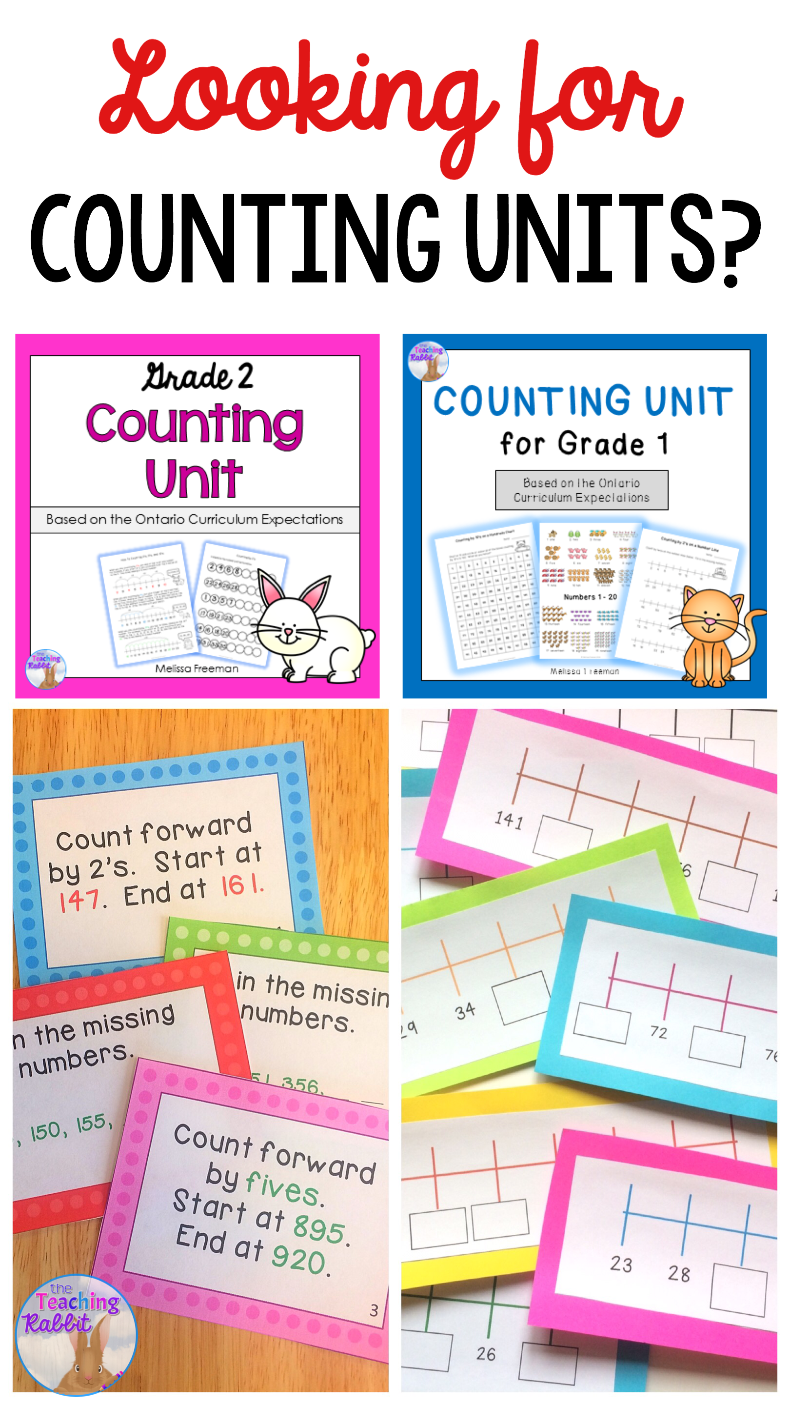Counting Unit Grade 2 With Images