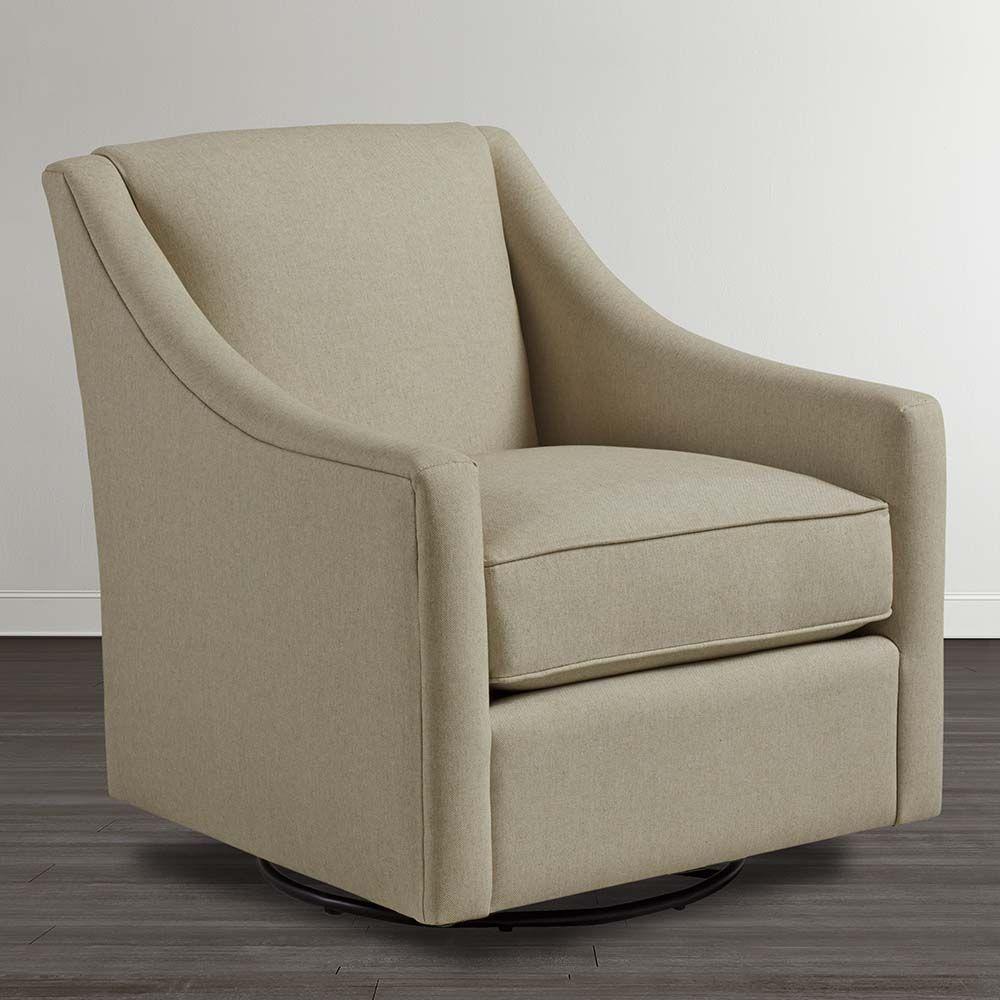 Bon Swivel Glider By Bassett Furniture