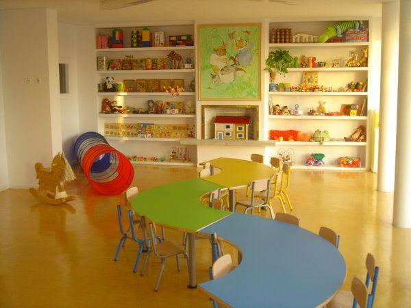 Alaria escuelas infantiles guarderias aravaca el viso for Diseno curricular de jardin maternal