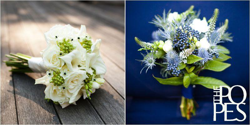 Thistle Blueberry Bouquet