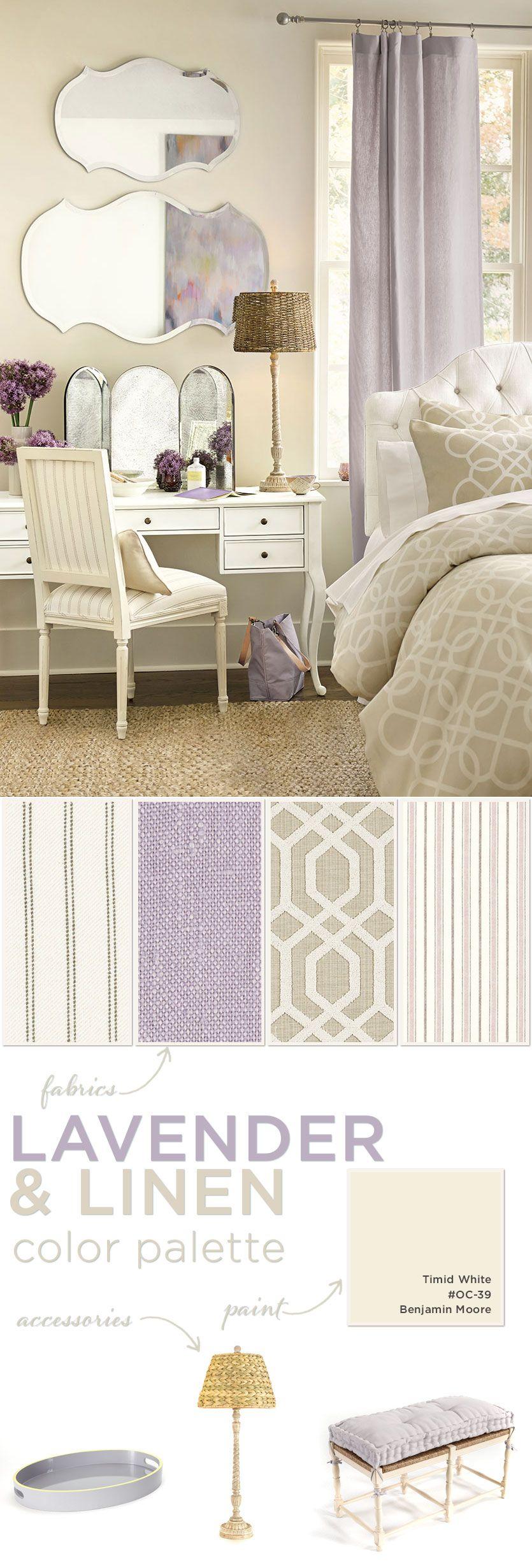 Inspired Color Palettes for Spring 2014 | Lavender color, Lavender ...