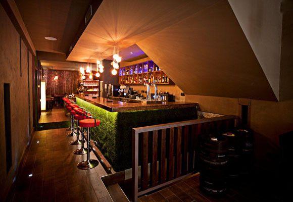restaurantes con decoracion ecologica - Buscar con Google