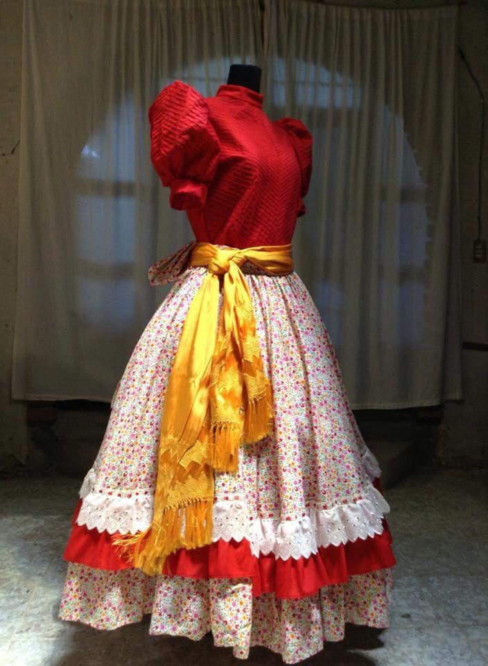 Vestido De Escaramuza Charra Diseñadora Anel Granados