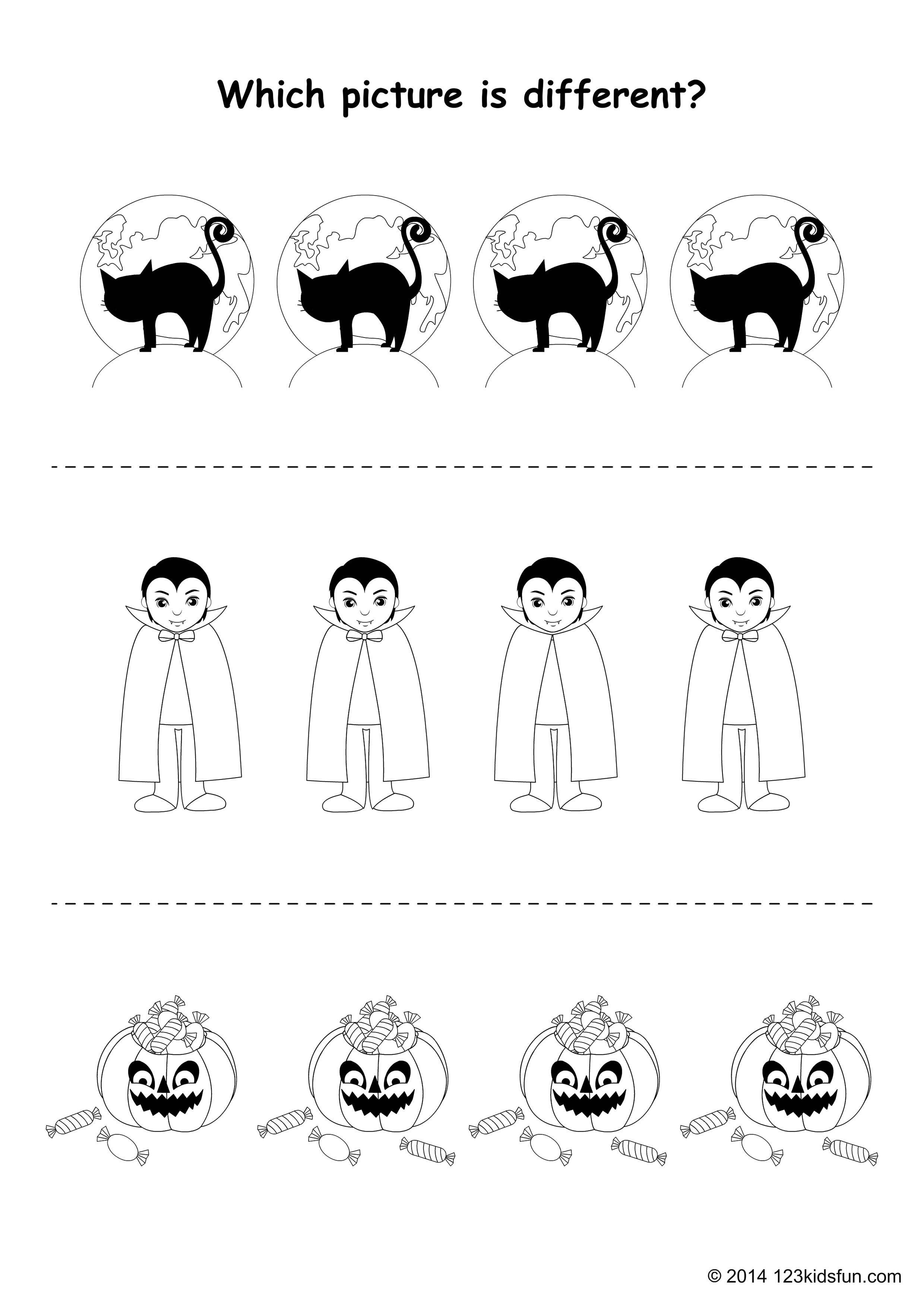 Halloween 123 Kids Fun Apps Halloween Printables Free Free Halloween Halloween Printables [ 3508 x 2480 Pixel ]