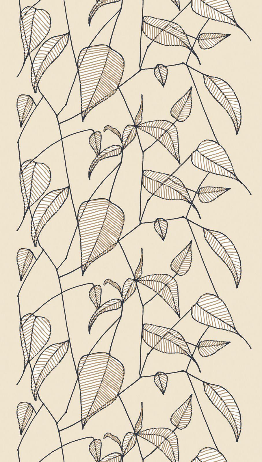leaf pattern #patterns | # trama | color | patterns | Pinterest ...