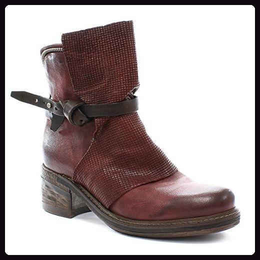 260288364 A.S.98 Stiefelette Nova 719213-101 Amaranto 41 - Stiefel für frauen  ( Partner