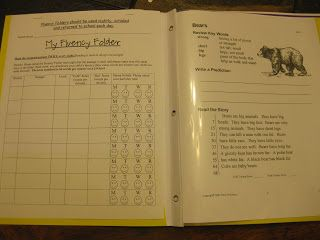 Take home fluency folders reading pinterest school literacy take home fluency folders fandeluxe