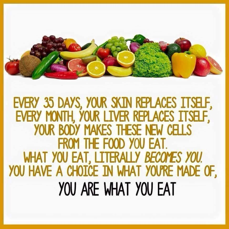 Food and good health - Having A Balanced Diet Is Essential For Good Health And Overall General Well Being