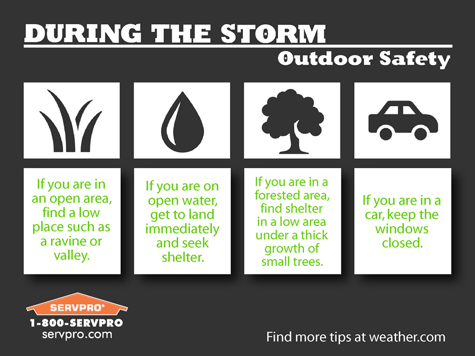 Follow These Tips To Stay Safe If You Re Caught Outside During A