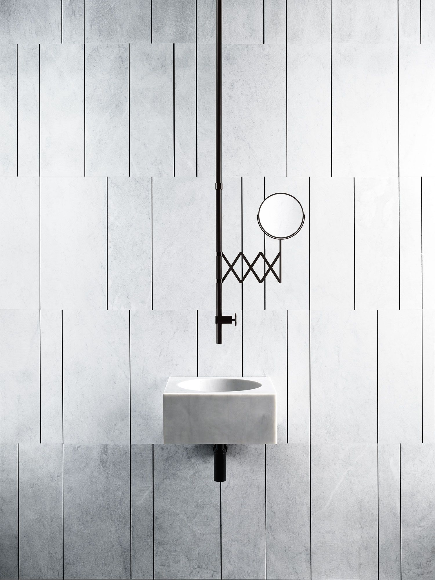 White Bathrooms Sydney est-living-alfeo-cotone-tratti-bianco-carrara-salvatori-sydney