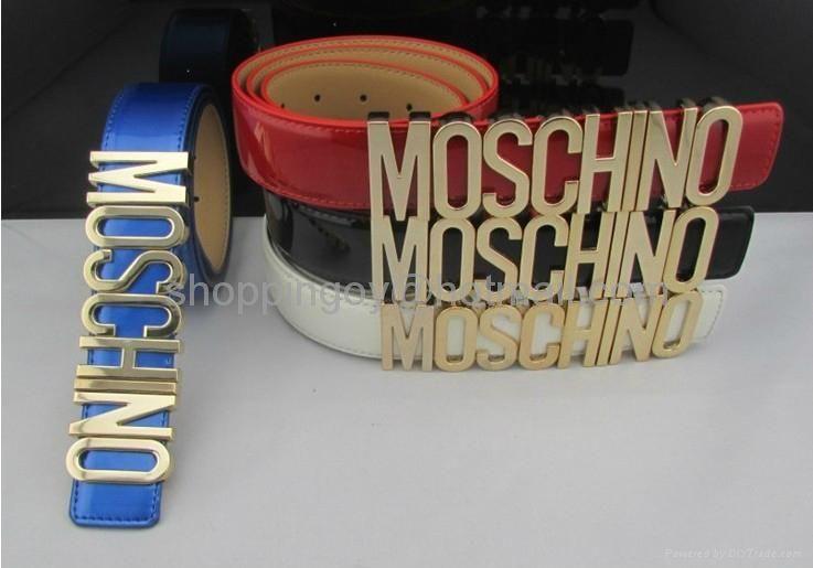 Moschino Belt Mens photo - 3