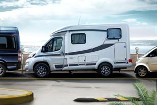 Hymer Van Compact Competence In All Areas