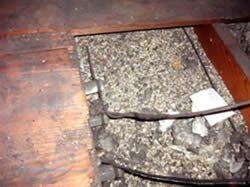 Invisco Whole House Fan Company Adds Asbestos Warning Whole House Fan House Asbestos