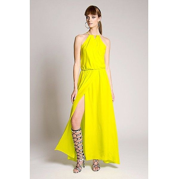 9b6f7f707600a8 JULIAN CHANG Mara Dress ( 320) ❤ liked on Polyvore featuring dresses
