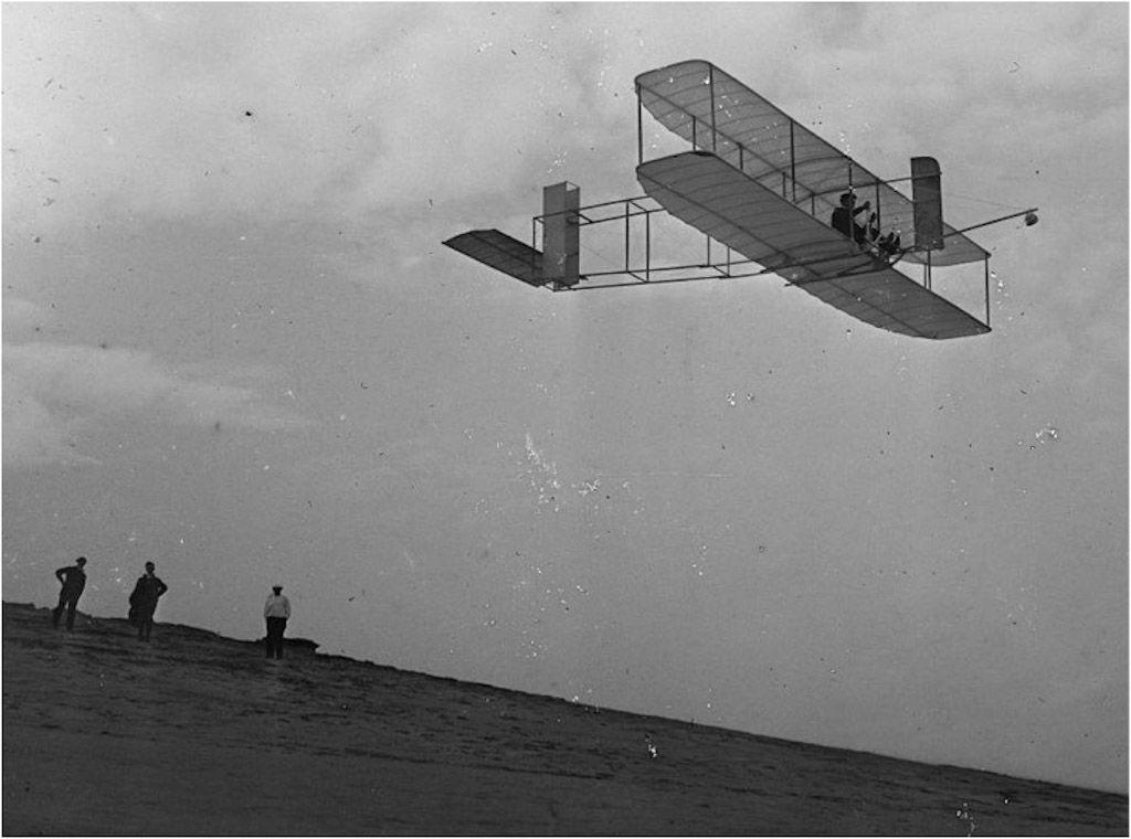 Резултат слика за first aeroplane wright
