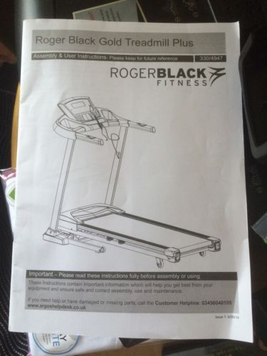 Roger Black Gold Plus Treadmill https://t.co/PRobfSrznc https://t.co/DipsFceccp
