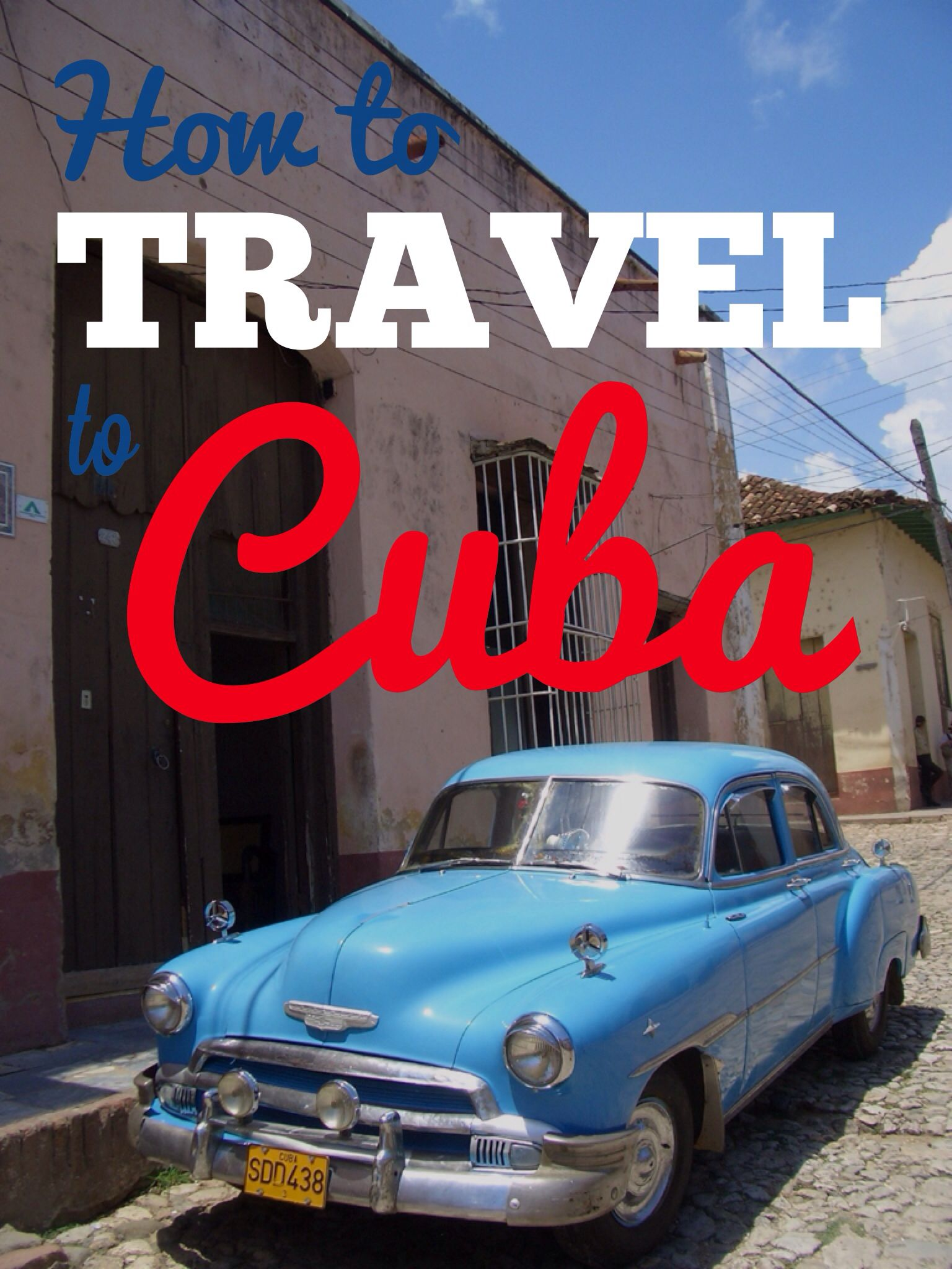 Flights, visas and all the reasons why you shouldn't miss this #Caribbean island - from #salsa in Havana to cocktails on the beaches - here's how to travel to #Cuba.