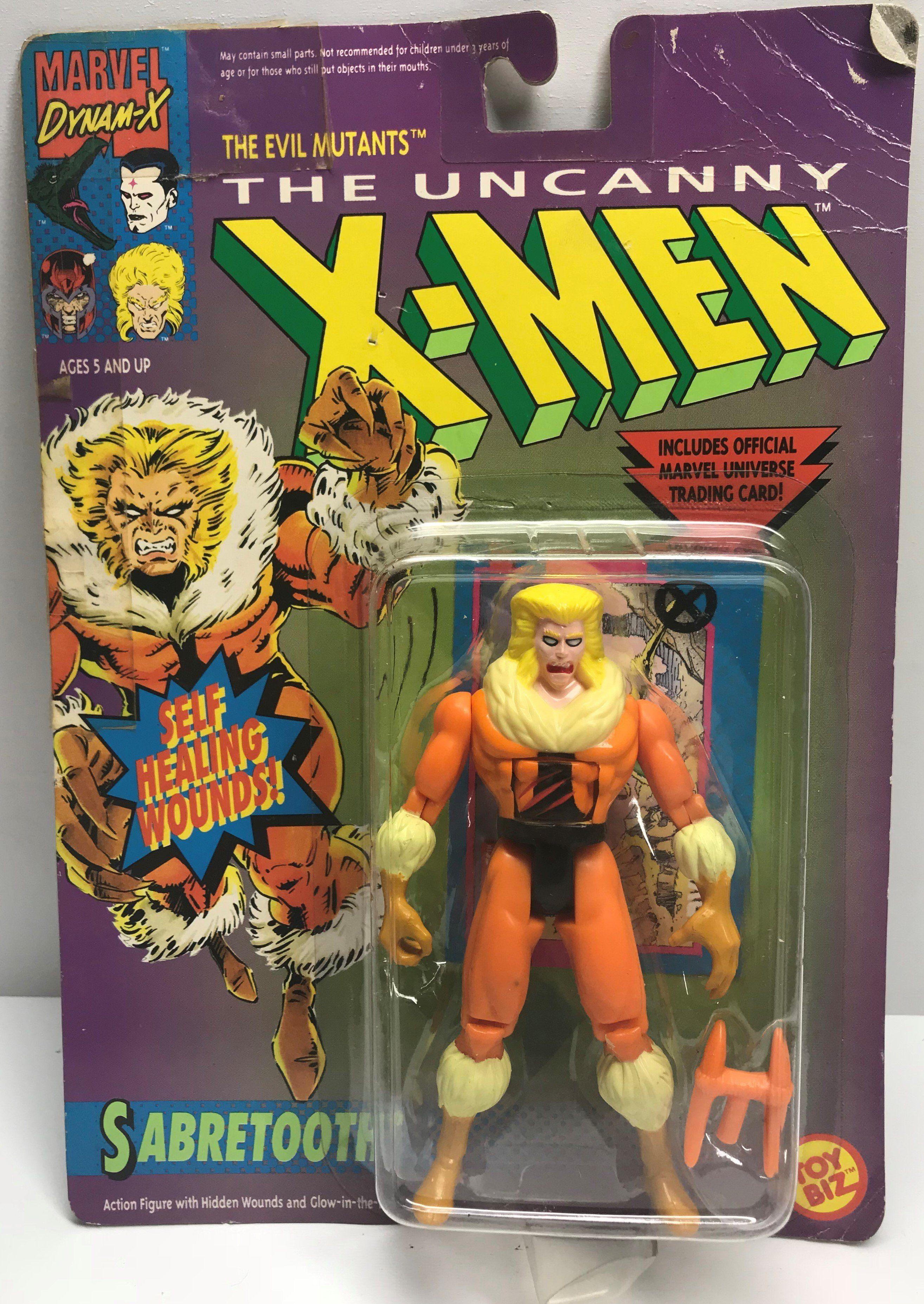 X-Men Rogue Original Mutant Super Héros par TOY BIZ 1994