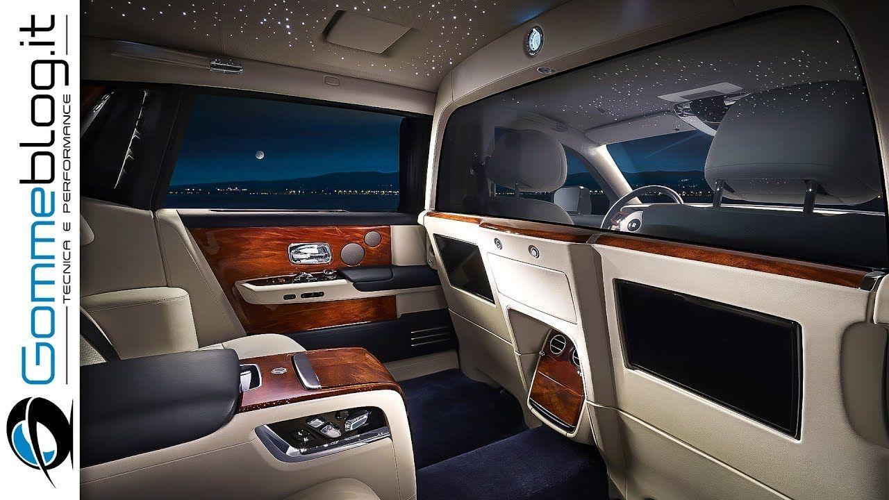The Best Luxury Cars Due In 2019: Rolls-Royce Phantom 2019 - TOP PRIVACY INTERIOR