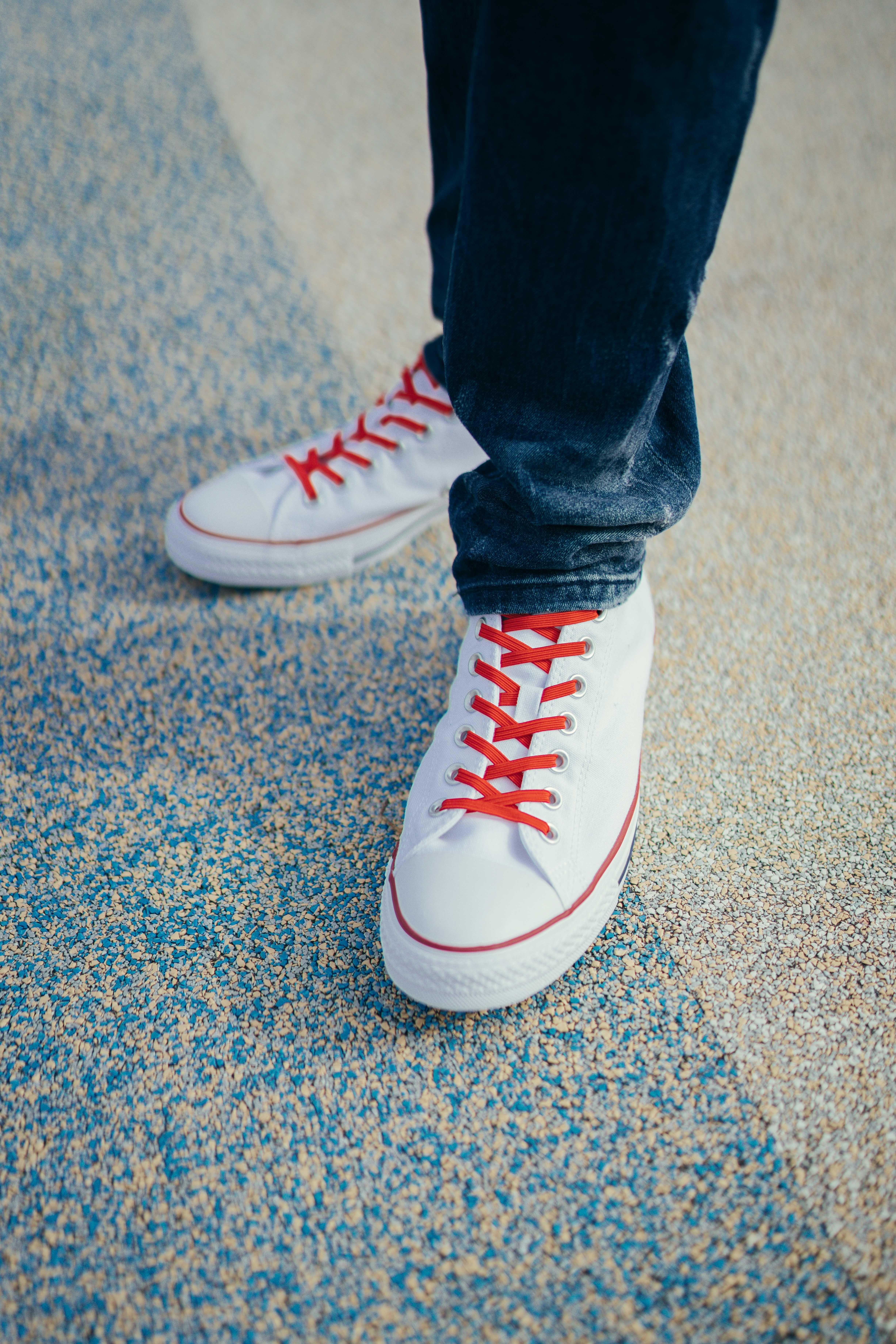 Elastic shoe laces, Shoe laces, Lace