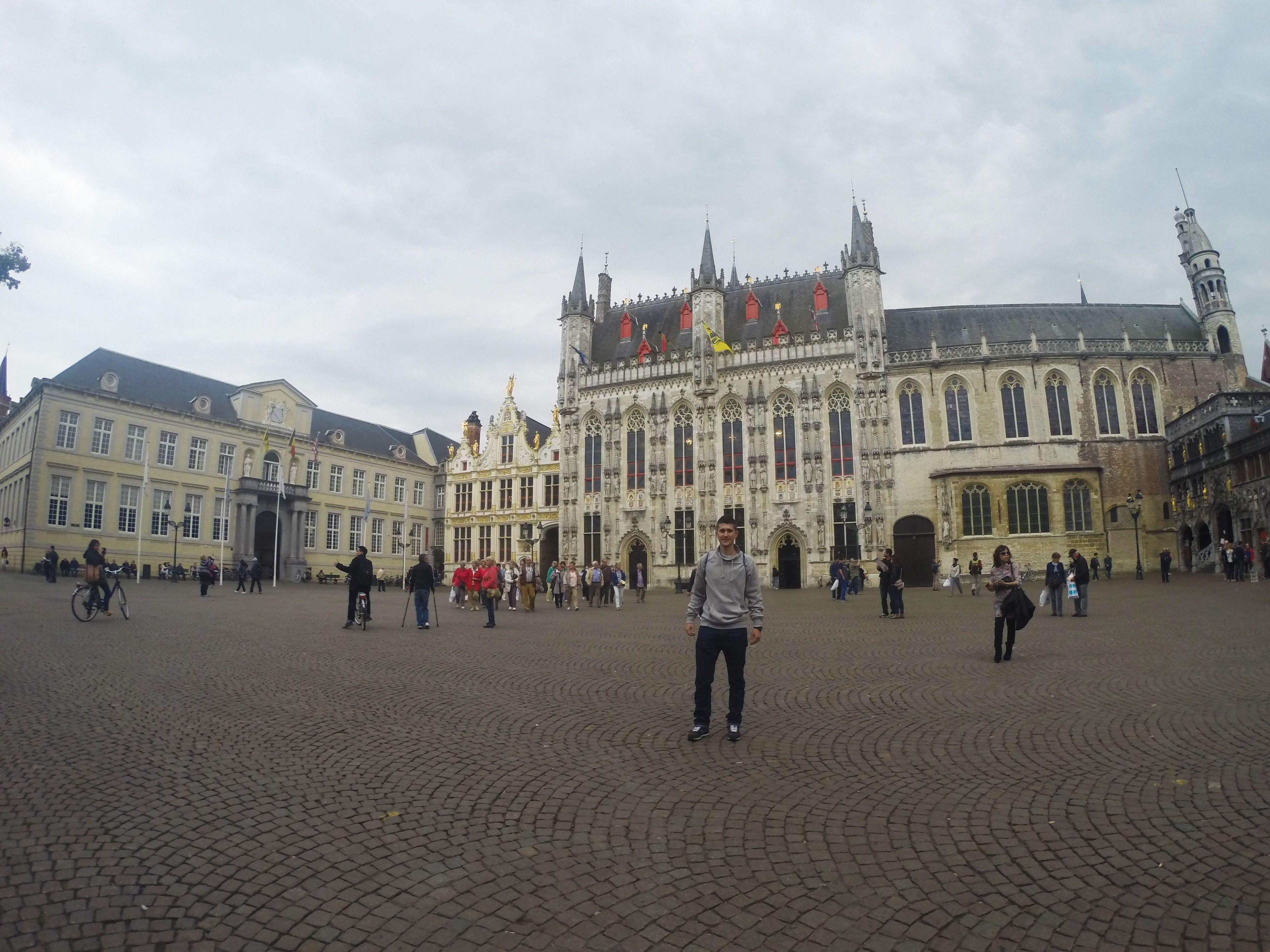 Ayuntamiento Brujas