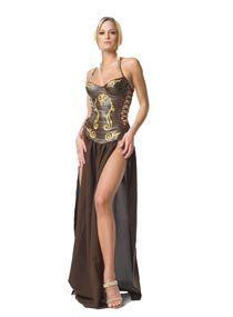 Sexy Halloween Costumes Slave Princess Leia Costume L Womens U.S. Large. Sexy Slave Princess Costume  THIS ITEM INCLUDES Underwired Bustier Gown with High Side Slits