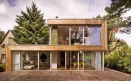 Moderne häuser mit viel glas  11 sensationelle Häuser mit viel Glas | Moderne häuser ...