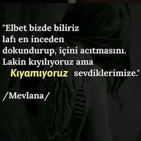 Anlamli Guzel Sozler Resimli Guzel Sozler Kuaza Cool Words Quotes Turkish Quotes