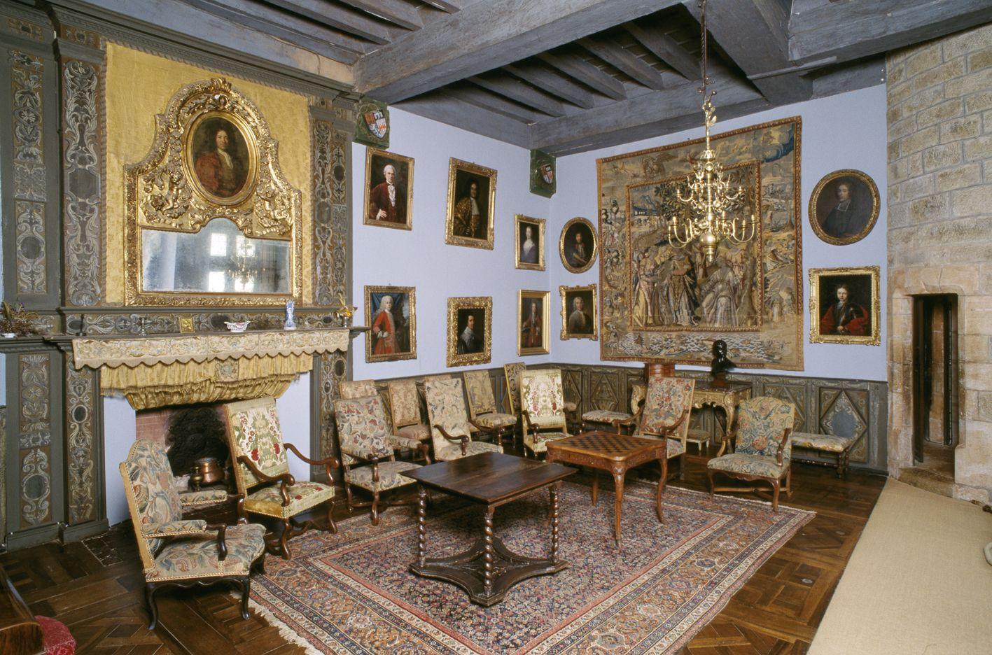 Le Chateau De Castelnau Bretenoux Midi Pyrenees Tarn Et Garonne Dordogne