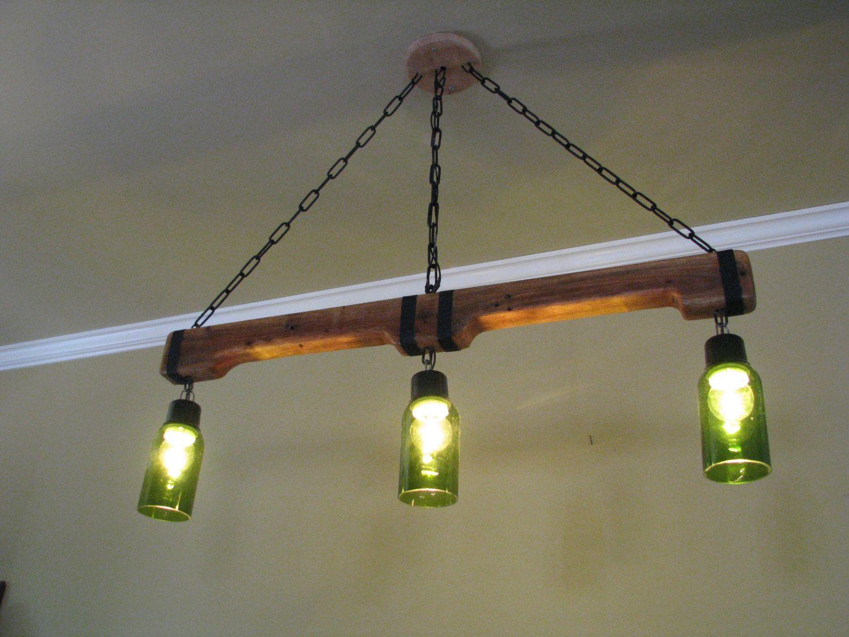 rustic lighting pendants. Pendant Light, Rustic Hanging Lights, Upcycled Lighting,Handcrafted Lighting,Kitchen Light Lighting Pendants
