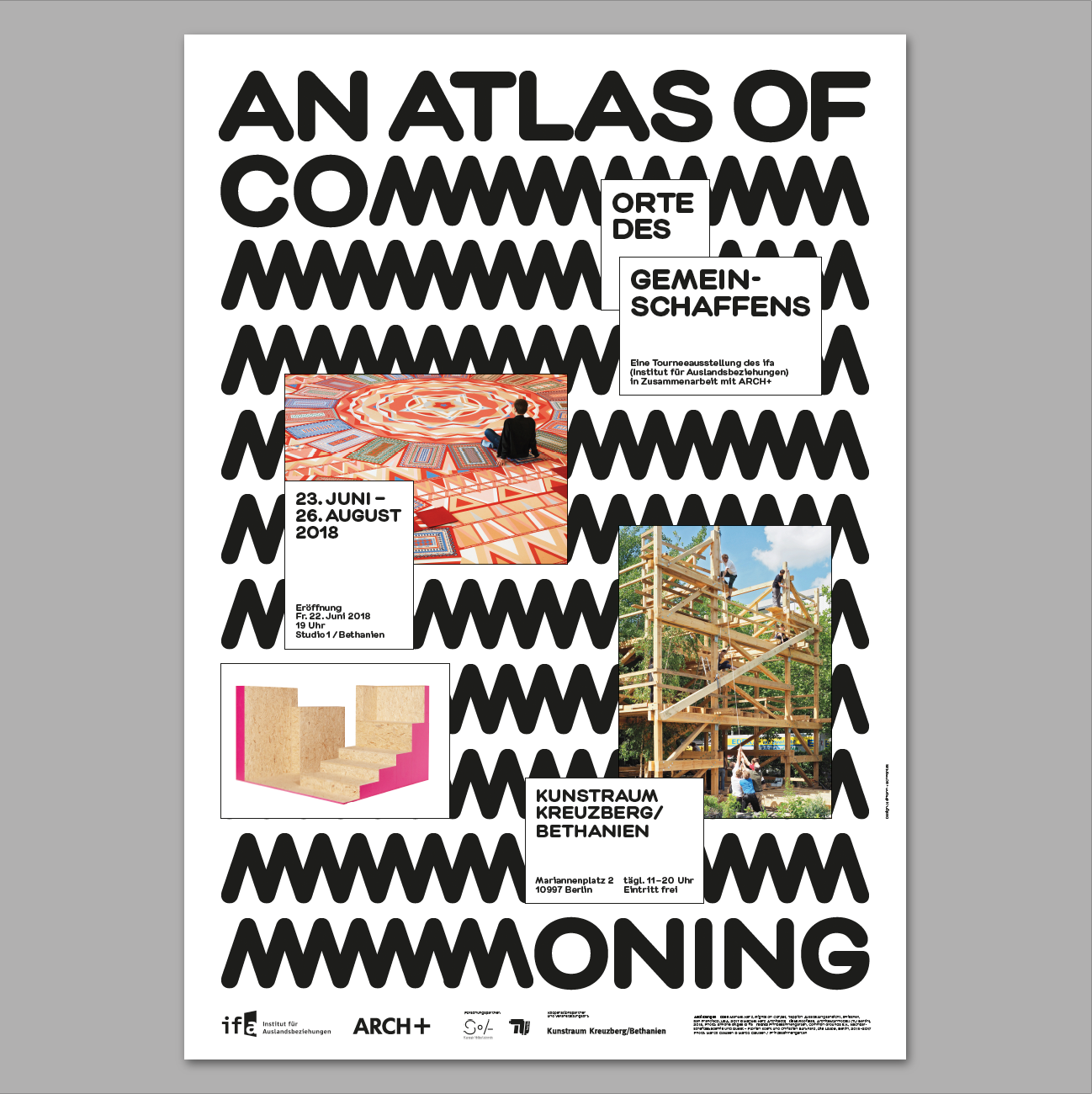 Poster An Atlas Of Commoning Poster Words Atlas