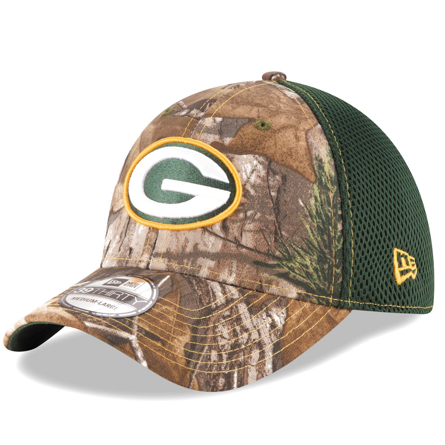 check out 18f31 7c79e ... best green bay packers new era realtree camo neo 39thirty flex hat  19.99 e3408 71b54