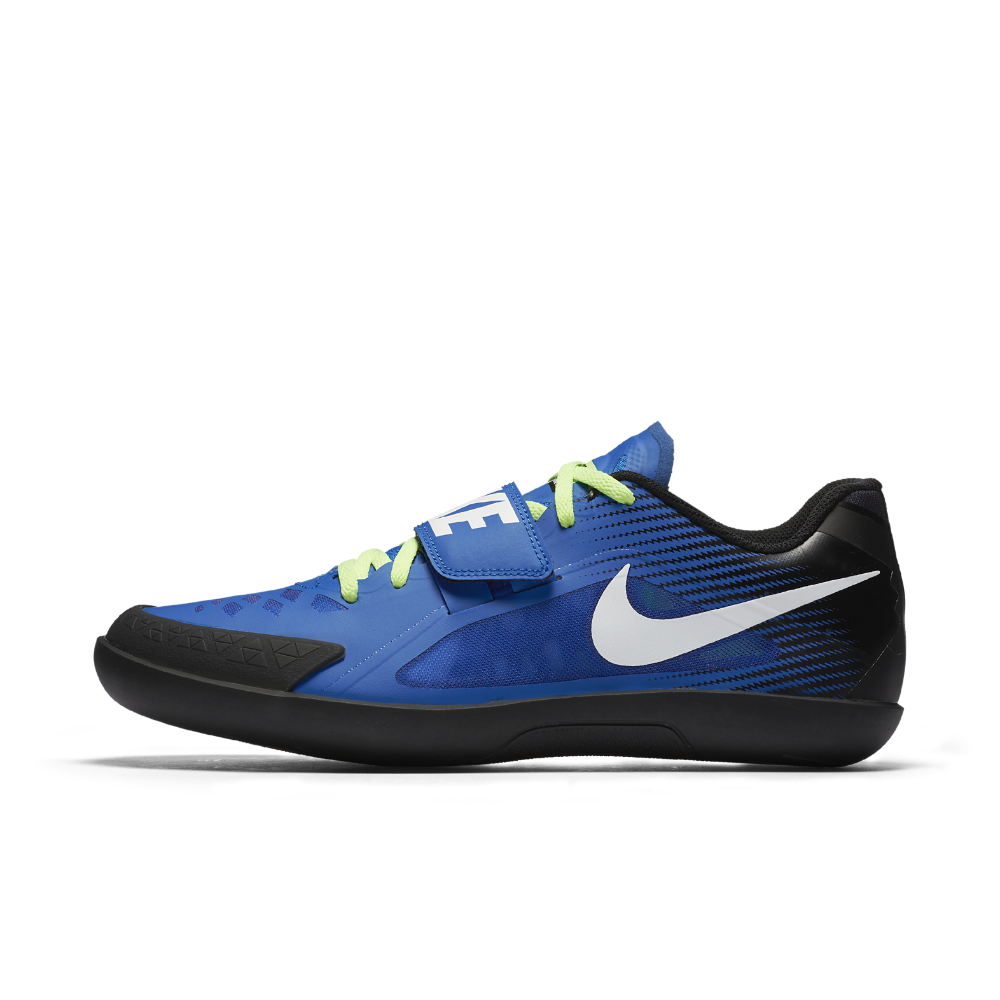 b306c94551792 Nike Zoom Rival SD 2 Throwing Spike Size 10.5 (Blue)