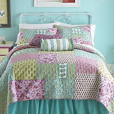 Chloe Quilt Set and Accessories - jcpenney