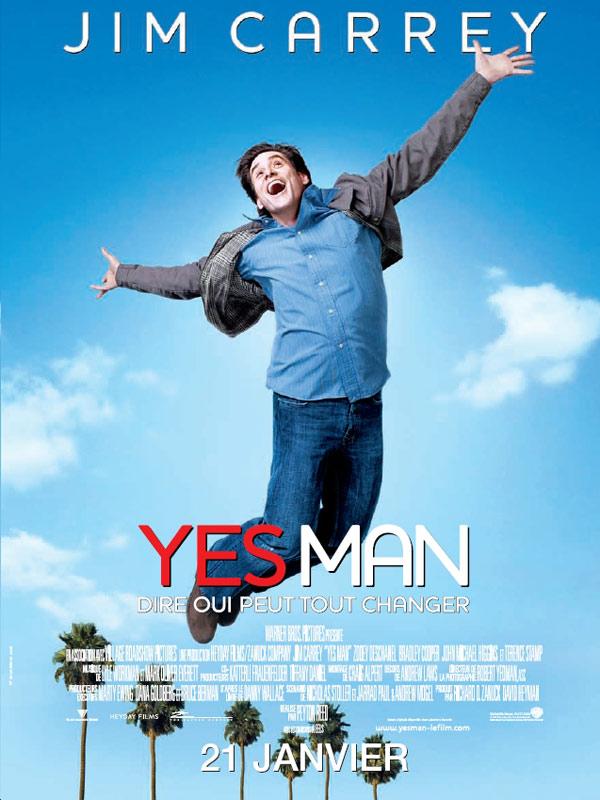 Affiche du film Yes Man Affiche 1 sur 2 AlloCiné