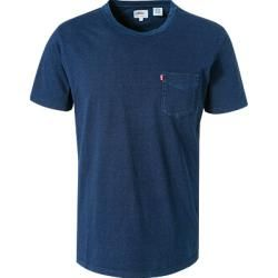 Photo of Levi's Herren T-Shirts, Baumwolle, blau Levi'slevi's