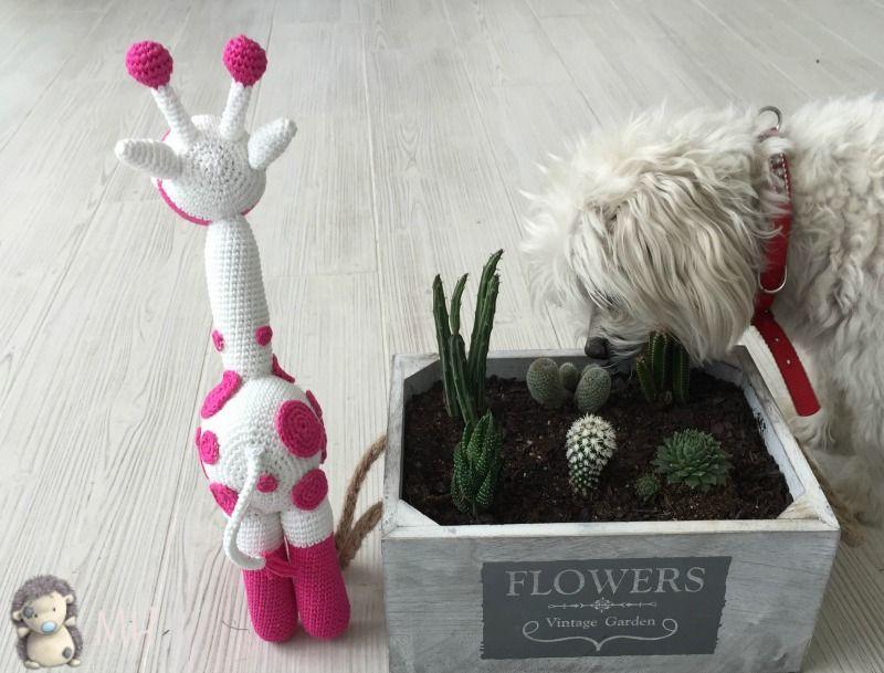 Jirafa amigurumi   crochet   Pinterest   Jirafa, Patrones y Modelo