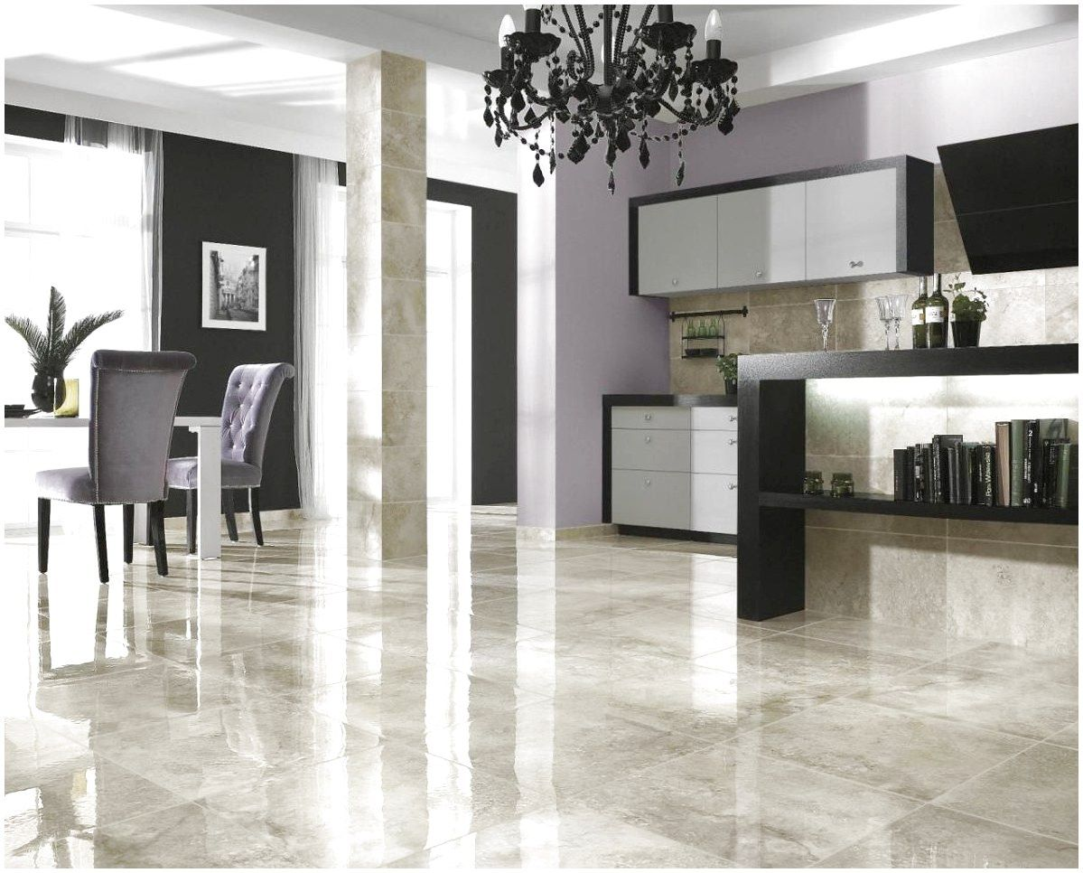Glossy Marble Ceramic Tile Floor Ideas For Modern Living Room Use J K To Navigate To Previous And Next Images Living Room Tiles Floor Design House Flooring