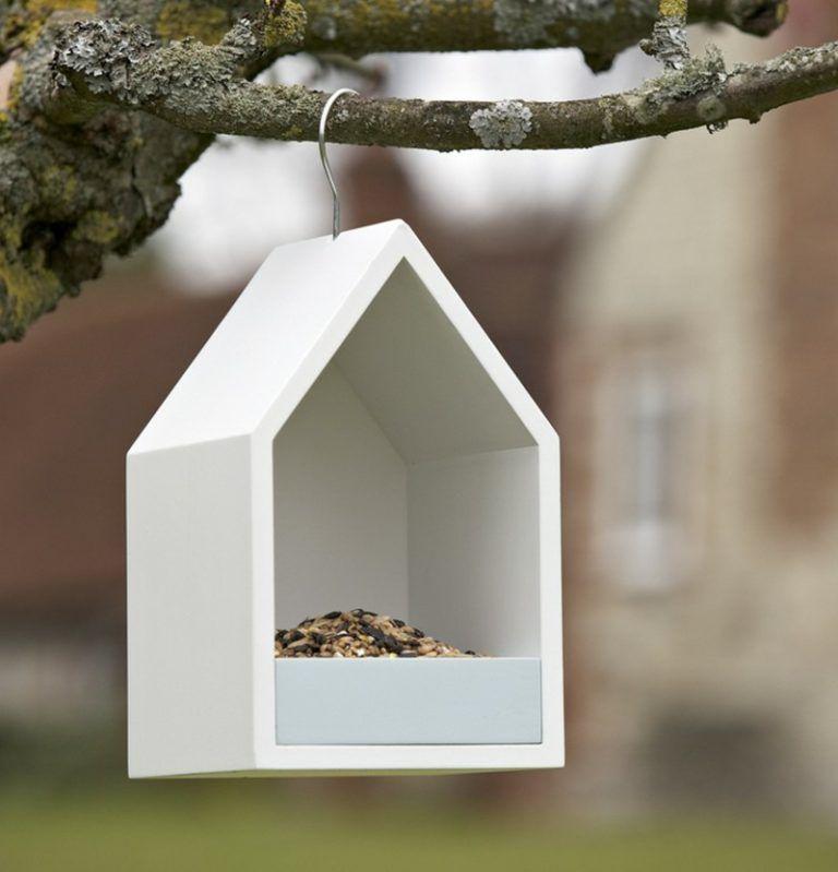 Vogelfutterhaus selber bauen inspirierende Ideen und Tipps