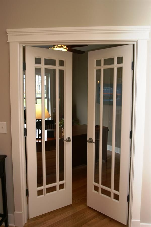 What Our Office Doors Will Look Like French Door
