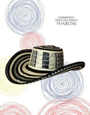 Sombrero costeño o vueltiao Sombrero Vueltiao 7b80bbe43fd