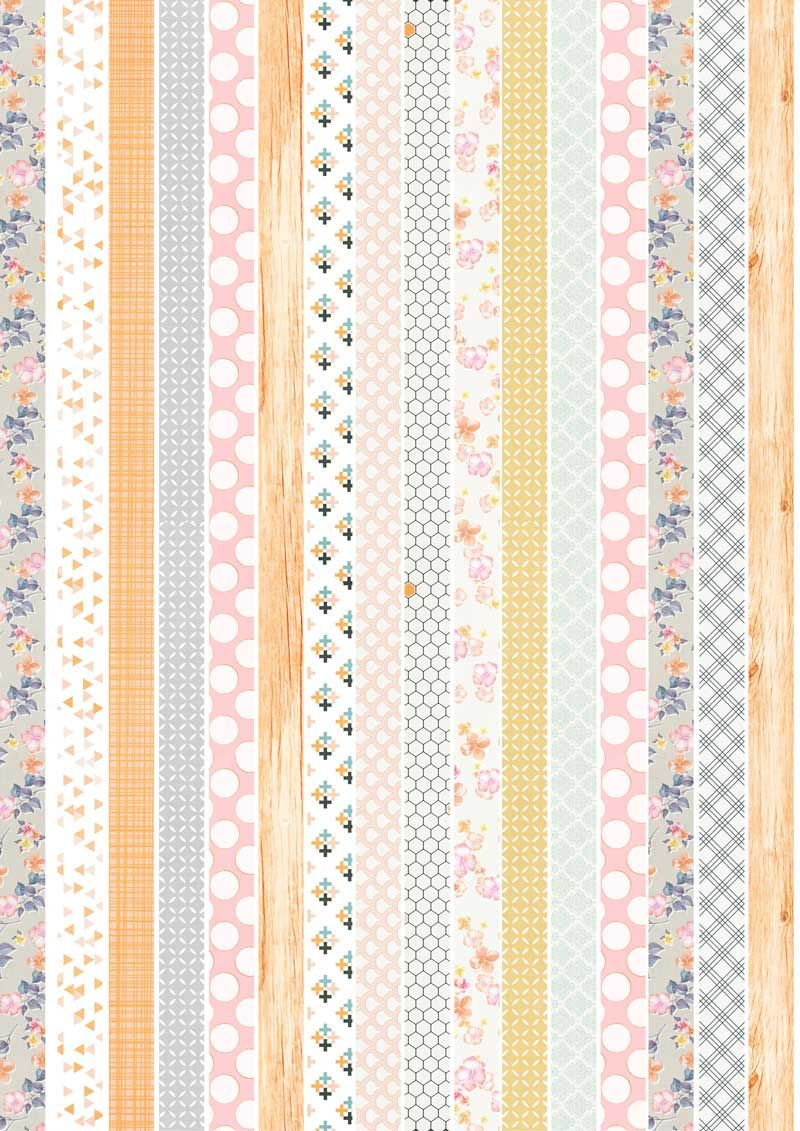 Hybrid How-To | Make Your Own Washi Tape