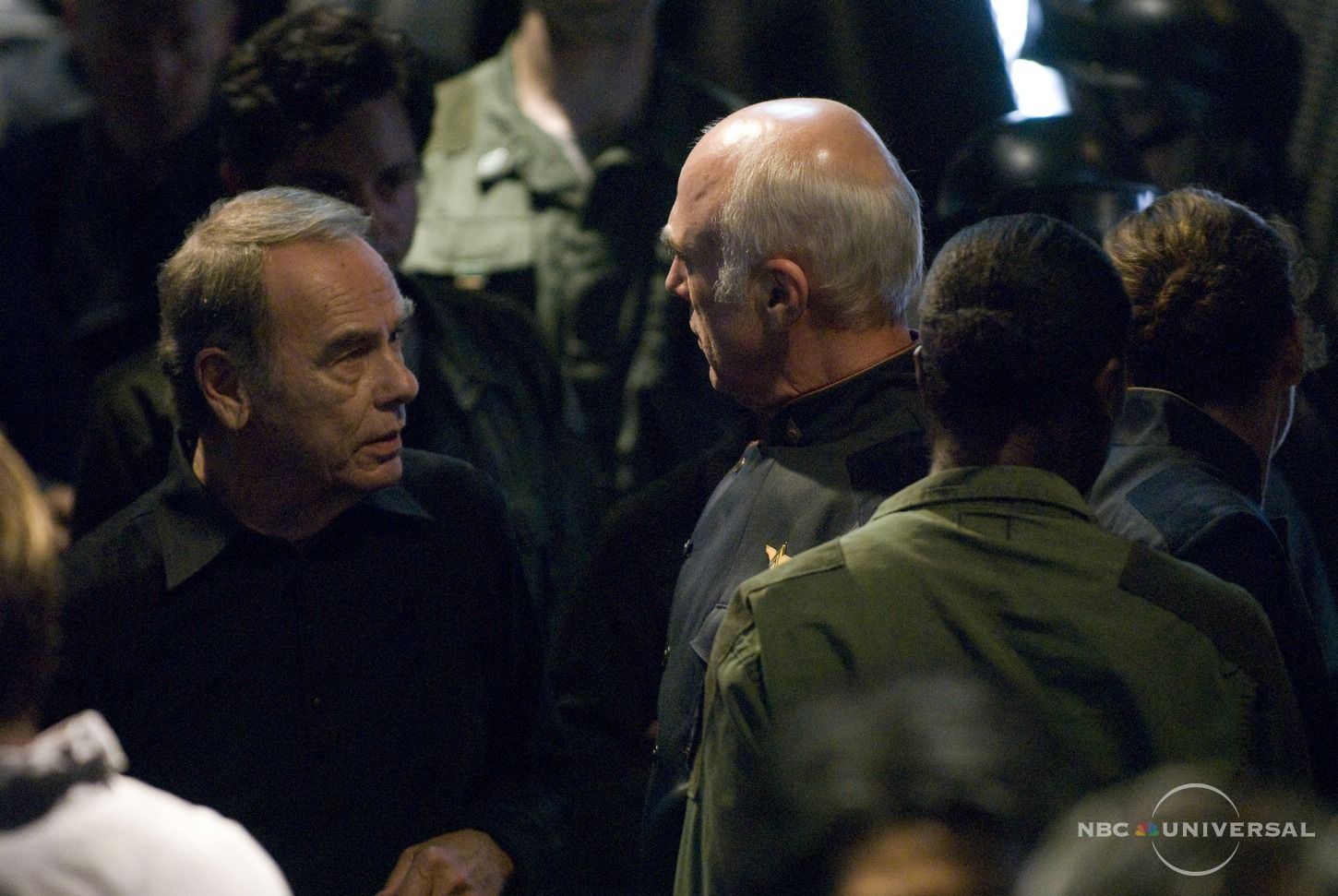 Cavil Colonel Tigh Battlestar Galactica How To Plan