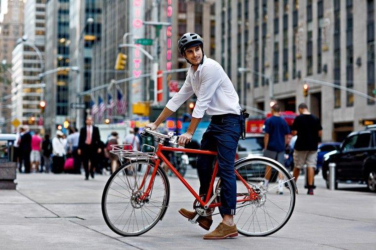 Office Friendly Bike Clothing Don T Sweat The Commute Bike