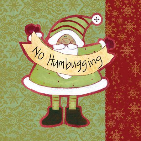 Carol Robinson - Santa Humbug