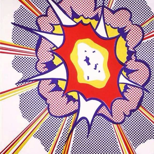 Pin by Jason Halsey on Untitled Lichtenstein pop art