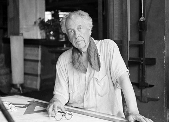 Celebrating The Work Of Frank Lloyd Wright. The Famous Architect Was Born  On This Day