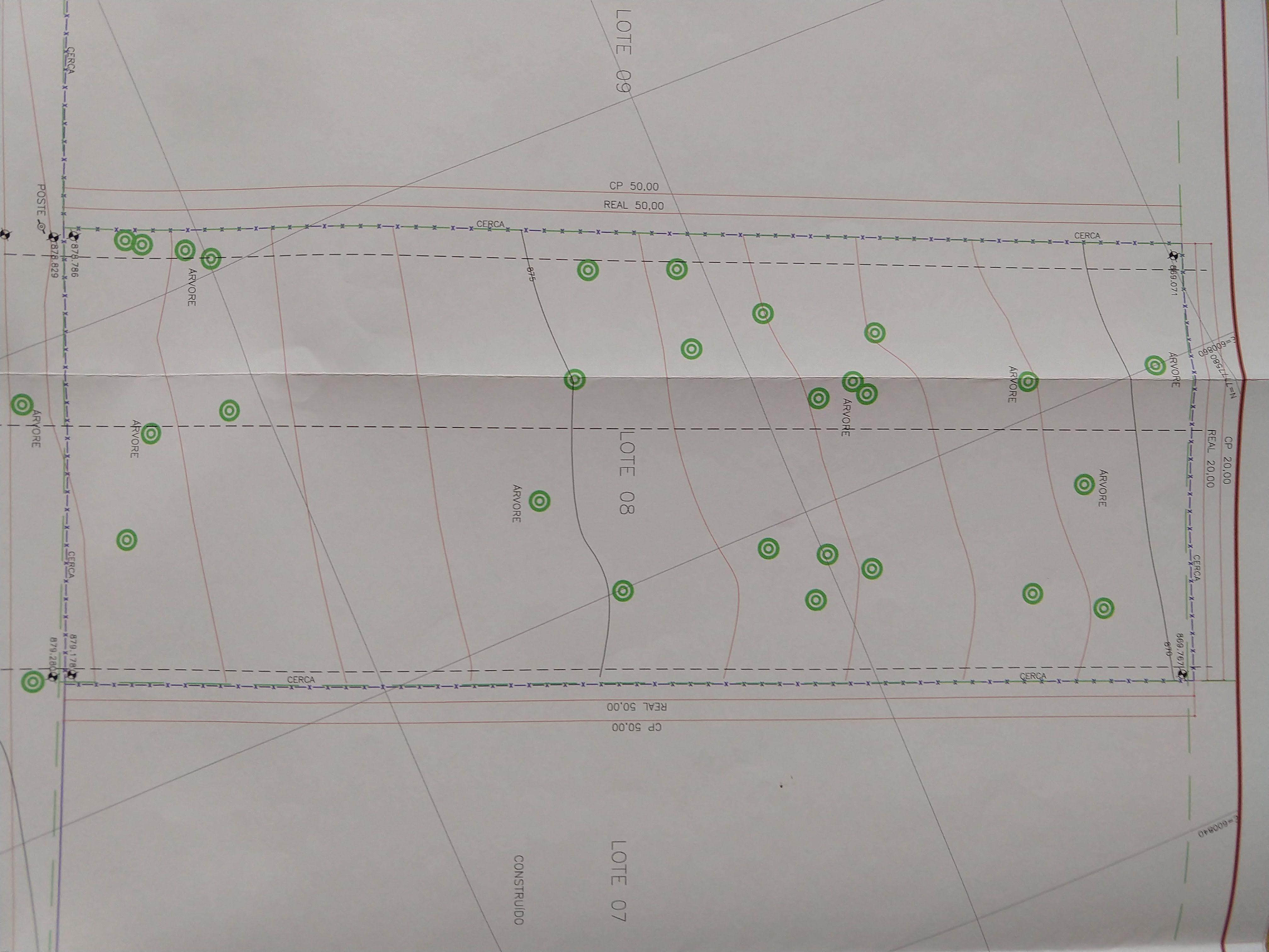 Estudo topográfico de 2013 Map, Map screenshot, Screenshots