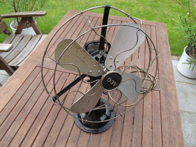 Aeg Novu 2 Ventilator