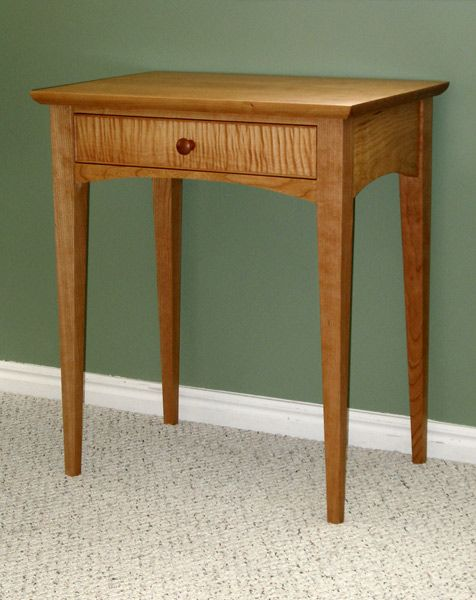 Cherry End Table   Google Search